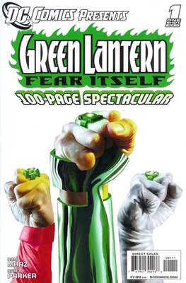 DC Comics Presents: Green Lantern - Fear Itself