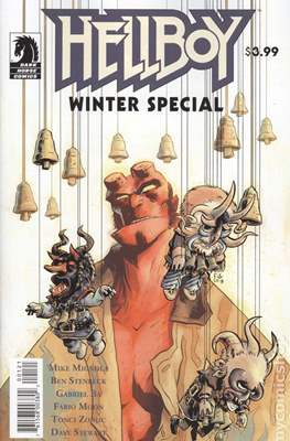 Hellboy Winter Special 2018 (Variant Cover)