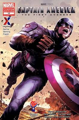 America Supports You: Marvel Salutes the Real Heroes, the Men and Women of the U.S. Military (Comic Book) #12