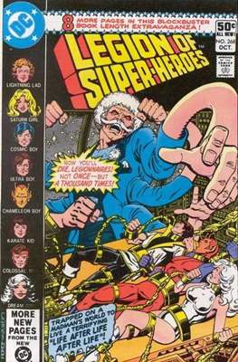 Legion of Super-Heroes Vol. 2 (1980-1987) (Comic-book) #268