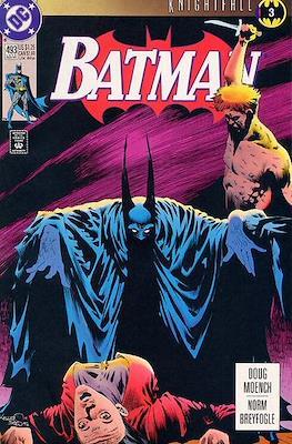 Batman Vol. 1 (1940-2011) (Comic Book) #493