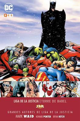 Grandes Autores de Liga de la Justicia: Mark Waid