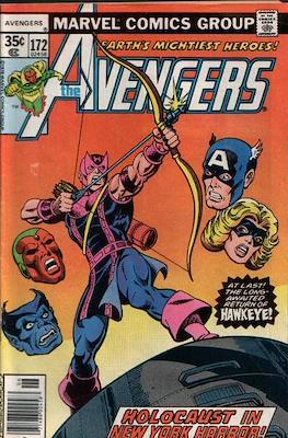 The Avengers Vol. 1 (1963-1996) (Grapa) #172