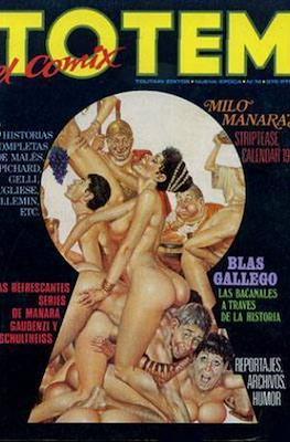 Totem el Comix (Grapa) #14