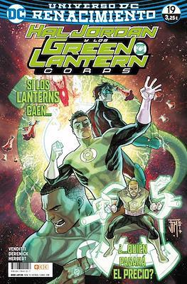 Green Lantern. Nuevo Universo DC / Hal Jordan y los Green Lantern Corps. Renacimiento (Grapa) #74/19