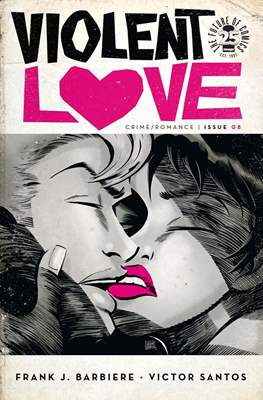 Violent Love (Comic-book) #8
