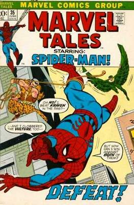 Marvel Tales (Comic Book) #35