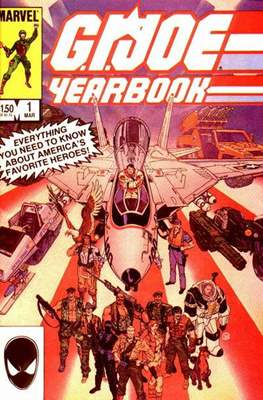 G.I. Joe: Yearbook (Comic Book) #1