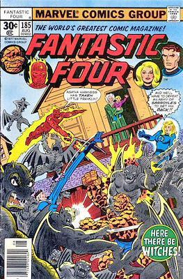 Fantastic Four Vol. 1 (1961-1996) (saddle-stitched) #185