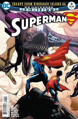 Superman Vol. 4 (2016-2018) #8