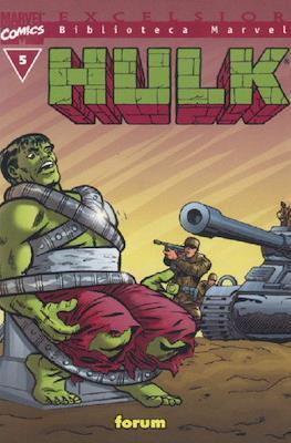 Biblioteca Marvel: Hulk (2004-2006) (Rústica 160 pp) #5