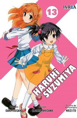 Haruhi Suzumiya #13