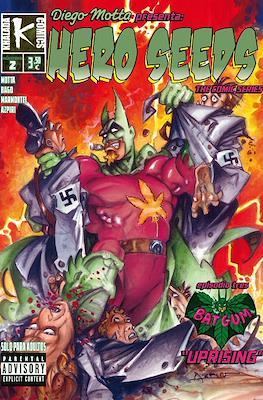 Hero Seeds (Grapa 32 pp) #2