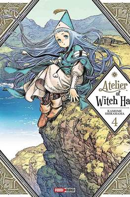 Atelier of Witch Hat #4