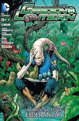 Green Lantern. Nuevo Universo DC / Hal Jordan y los Green Lantern Corps. Renacimiento (Grapa) #29