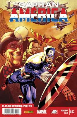 Capitán América Vol. 8 (2011-) (Grapa) #42