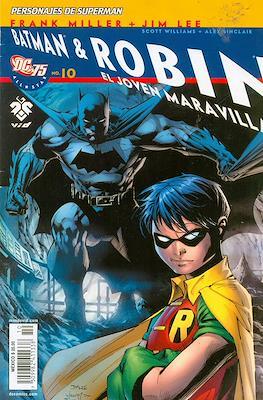 Batman & Robin, el joven maravilla (Grapa) #10