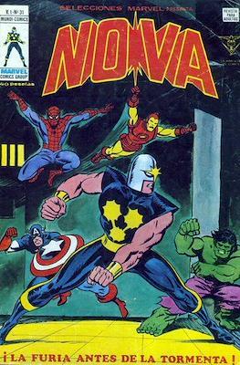 Selecciones Marvel (1977-1981) (Grapa 36-42 pp) #31