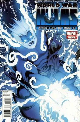 World War Hulks Spider-Man vs. Thor (Comic Book 40 pp) #1