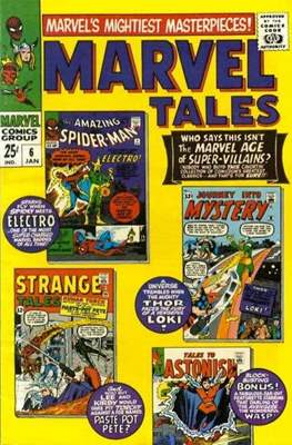 Marvel Tales (Comic Book) #6