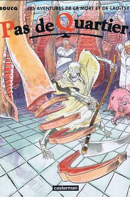 Les aventures de la Mort et de Lao-Tseu #2