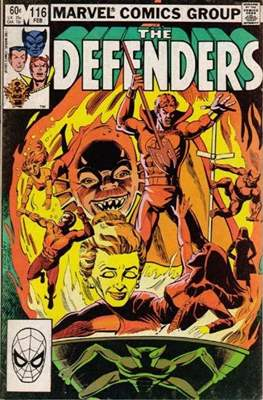 The Defenders vol.1 (1972-1986) (Grapa, 32 págs.) #116