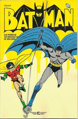 Batman: Las cien primeras historietas. (Rústica. Color.) #12