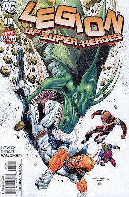 Legion of Super-Heroes Vol. 6 (2010-2011) (Comic-book) #10