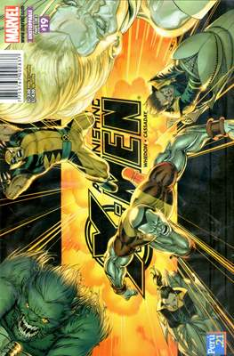 Astonishing X-Men (Grapas) #19