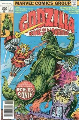 Godzilla King of the Monsters #7
