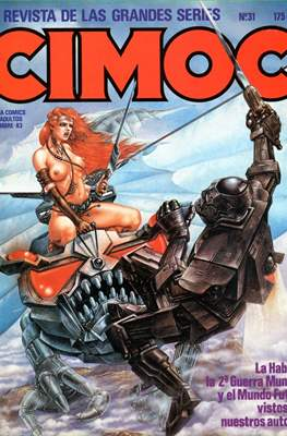 Cimoc (Grapa 60-132 pp) #31