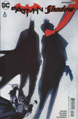 Batman / The Shadow (2017-) Variant Covers (Comic Book) #6