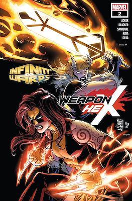 Infinity Warps: Weapon Hex (Comic Book) #2