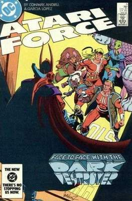 Atari Force (Grapa) #5