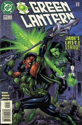 Green Lantern Vol. 2 (1990-2004) (Comic-Book) #111