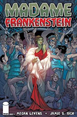 Madame Frankenstein (Grapa) #5