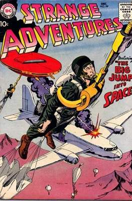 Strange Adventures (Comic Book) #99