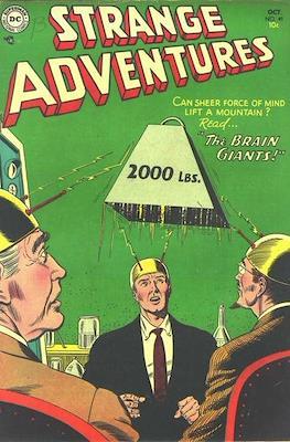 Strange Adventures (Comic Book) #49