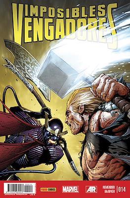 Imposibles Vengadores (2013-2018) (Grapa) #14