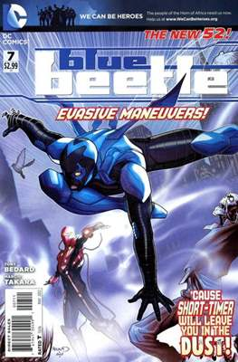 Blue Beetle Vol.9 New 52 #7