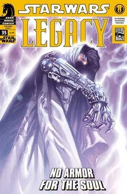 Star Wars: Legacy (Digital) #35
