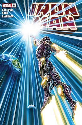 El Invencible Iron Man Vol. 2 (2011-) #125/6