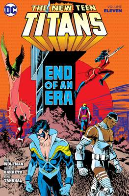 The New Teen Titans (Softcover) #11