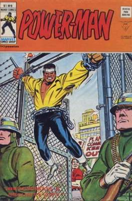 Power Man Vol. 1 #6