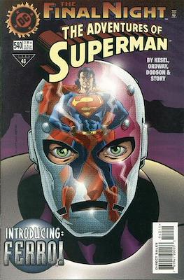 Superman Vol. 1 / Adventures of Superman Vol. 1 (1939-2011) (Comic Book) #540