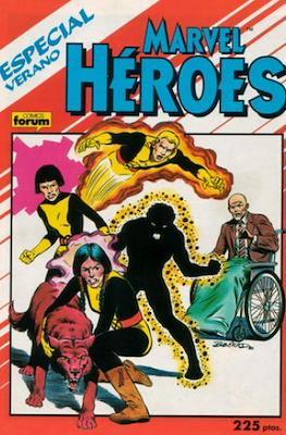 Marvel Héroes. Especiales (1987-1993) (Grapa 64 pp) #3