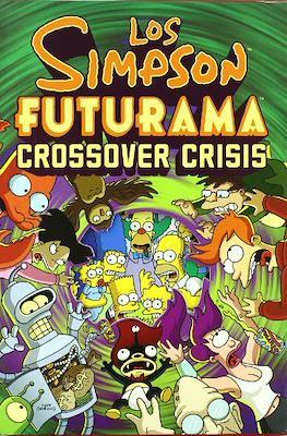 Los Simpson / Futurama. Crossover Crisis