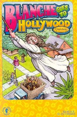 Blanche Goes to Hollywood