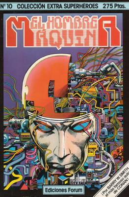 Colección Extra Superhéroes (1983-1985) (Rústica) #10