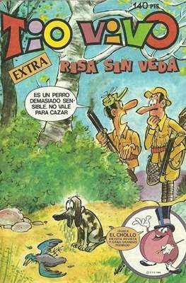 Extras numerados (1982-1985) (Grapa) #82